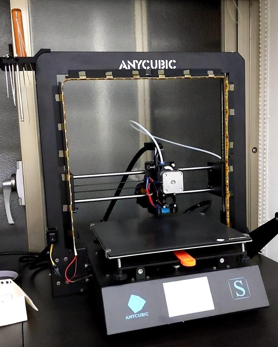 Anycubic i3 Mega S 最終型態