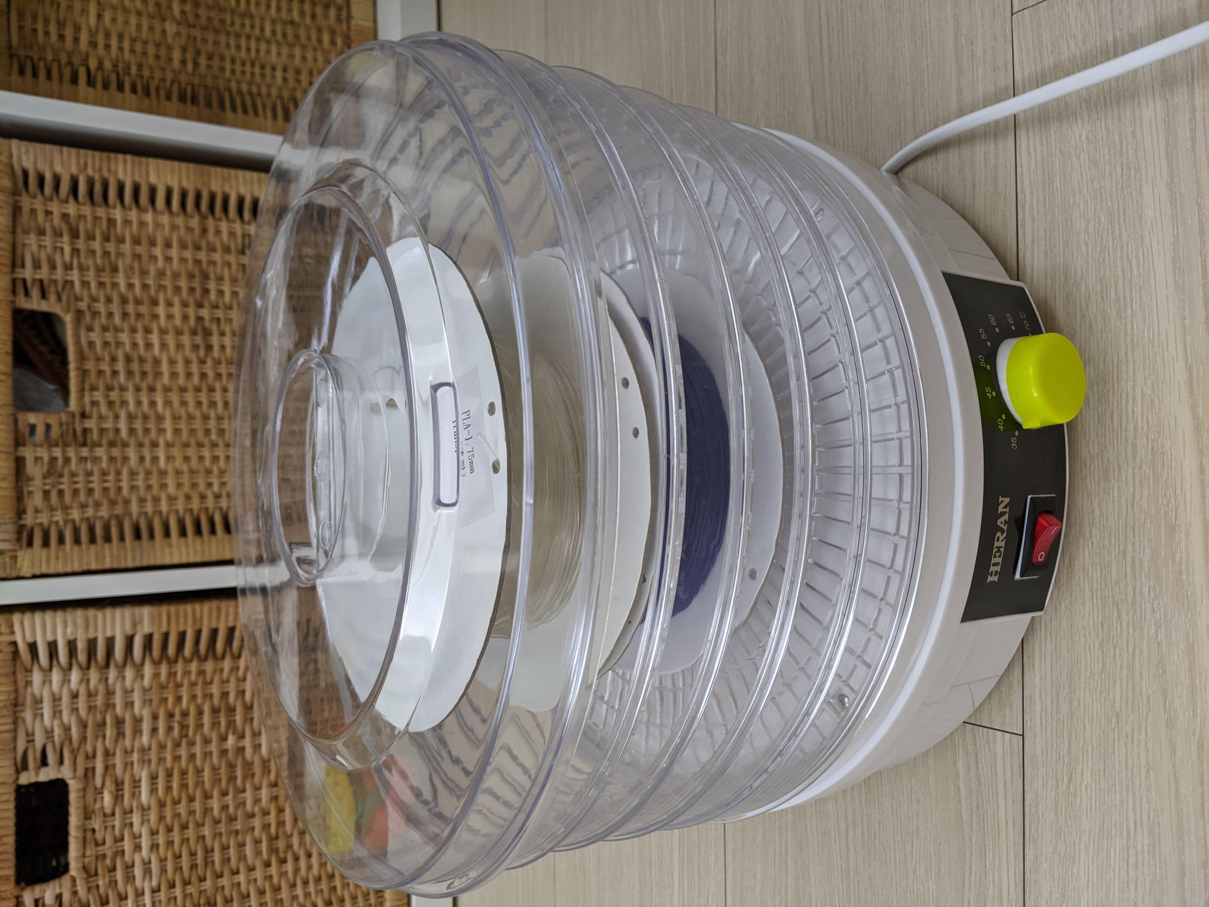 DIY 線材乾燥機