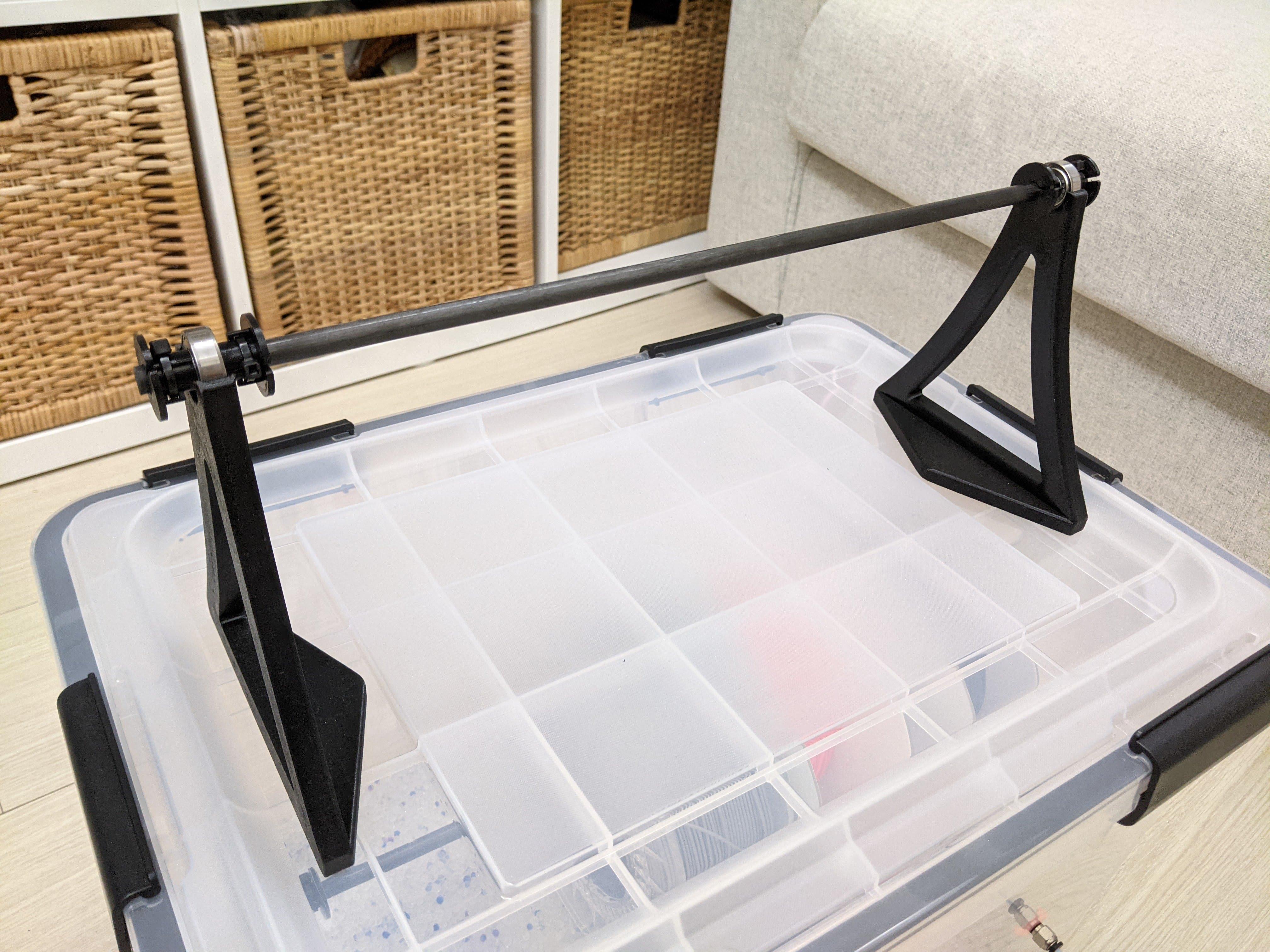 DIY Dry Box Top Rack